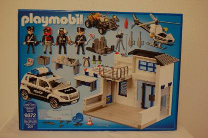 PLAYMOBIL 9372 Polizeistation