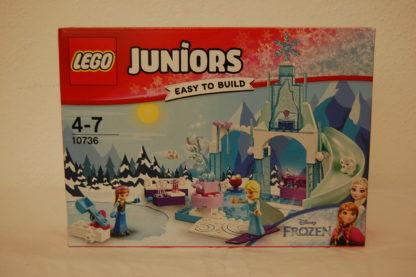 LEGO Juniors 10736 Annas & Elsas Eisspielplatz