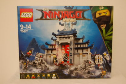 LEGO NINJAGO 70617 Ultimatives Tempel-Versteck