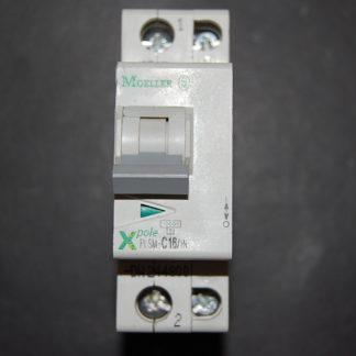 Moeller Sicherungsautomat PLSM C16/1N