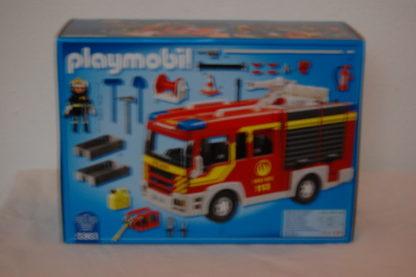 PLAYMOBIL - Löschgruppenfahrzeug mit Licht - 5363