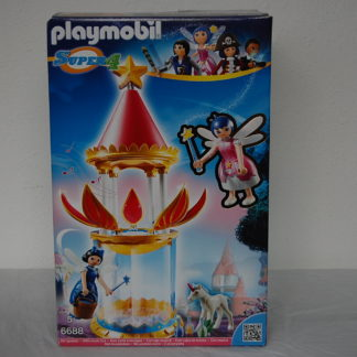 PLAYMOBIL 6688 Zauberhafter Blütenturm