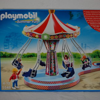 PLAYMOBIL 5548 Kettenkarussell beleuchtet