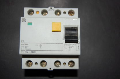 F&G FI Schutzschalter XF7/40/4/003