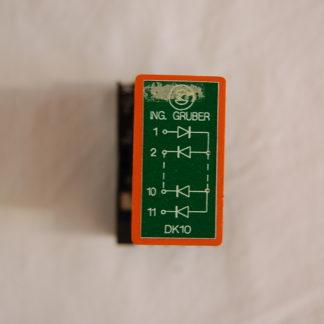 Gruber Ing.Electric DK10 Störmelder ohne Sockel