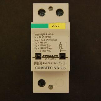Schrack Combtec VS 335 Überspannungsableiter