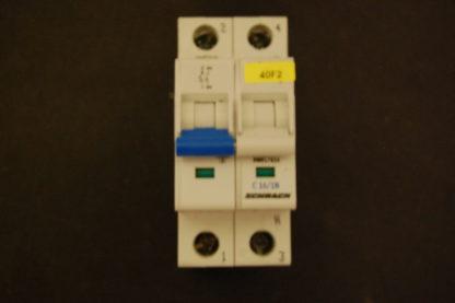 Schrack Sicherungsautomat C16 1/N