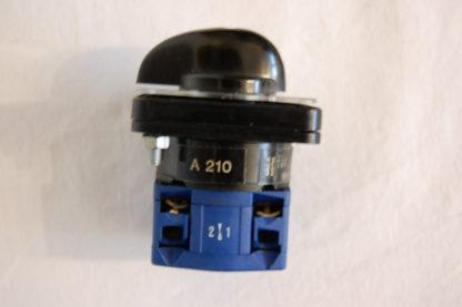Kraus & Naimer Schalter CG8 A210   Hand - 0- Auto