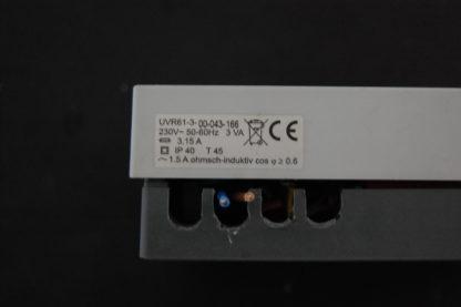 Technische Alternative UVR 63-H Einfache Heizkreisregelung mit komplexer Mischregelung,