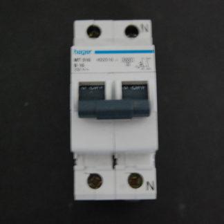 Hager B16  1/N  MT 516 Sicherungsautomat