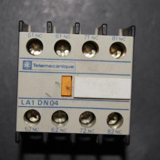 Telemecanique LA1 DN04 Hilfsschütz