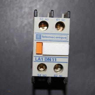Telemecanique LA1 DN11 Hilfsschütz