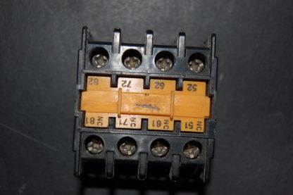 Telemecaniqe LA1-D04-A65 Schütz