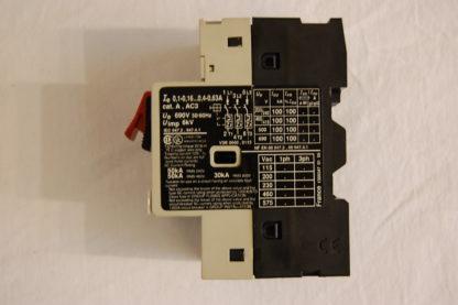 Telemecanique GV2-M04 Motorschutzschalter 0.4 - 0.63