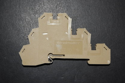 Weidmüller DLD2,5/35 Initiatoren-/Aktorenklemme DLD 2.5/PE DB