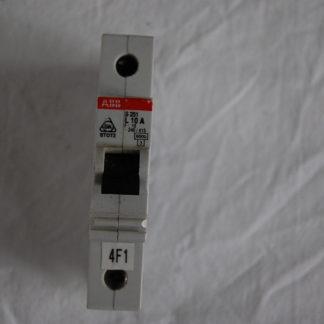 ABB S 251 L10A 1pol. Sicherungsautomat