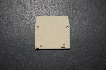 Weidmüller AP AKZ 2,5 Absclussplatte