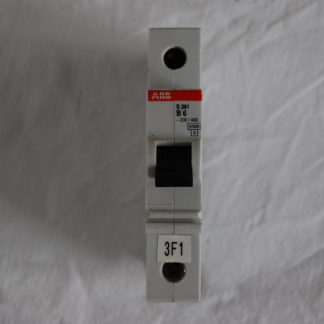ABB S261 B6 1pol. Sicherungsautomat