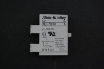 Allen Bradley 100-FSC48 RC Schutzmodul