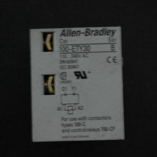 Allen Bradley 100-ETY30 Zeitrelais 30s