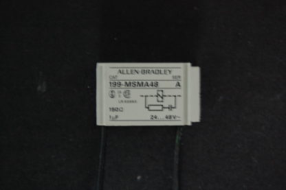 Allen Bradley 199-MSMA48