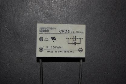 Sprecher + Schuh CRD 3 Überspannungsschtz
