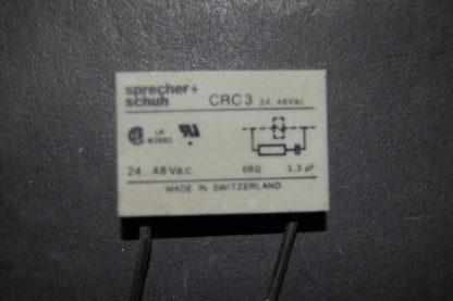 Sprecher + Schuh CRC 3 Überspannungsschutz