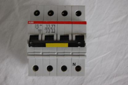 ABB S263-NA C13   3+N Sicherungsautomat