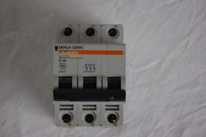 Merlin Gerin  multi9   C60N    C10    Sicherungsautomat 3pol