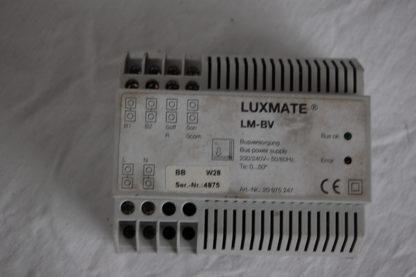 Zumtobel Licht Busversorgung LM-BV LUXMATE Systemkomponenten Bussystem-Zentralgerät