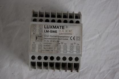 Luxmate LM-SWE Schalt-/Wechsel-EIngang (2-Fach) Schaltschrank Zumtobel