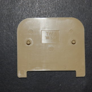 Weidmüller TW4 6N 6/10Abschlusskappe