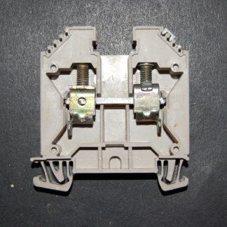 Weidmüller  WDU 16 Durchgangsklemme