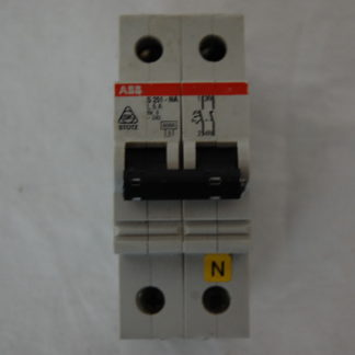 ABB  S251-NA  L 6A  Sicherungsautomat