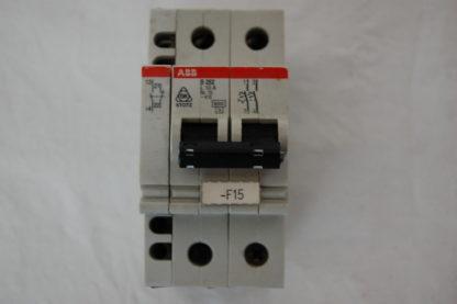 ABB S252 - NA  L10A Sicherungsautomat + Hilfsschalter
