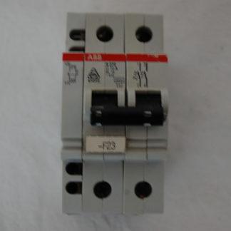 ABB S272 - NA  U10A Sicherungsautomat + Hilfsschalter