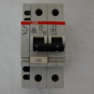 ABB S272 - NA  U20A Sicherungsautomat + Hilfsschalter