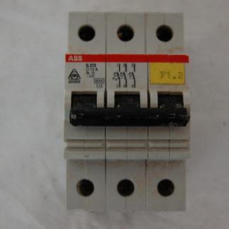ABB S273 U10 3pol Sicherungsautomat