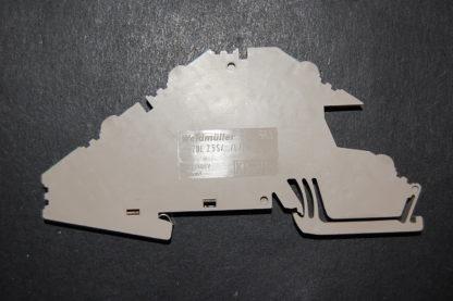 Weidmüller  ZDL 2,5 S L/PE Dreileiter Installationsklemme