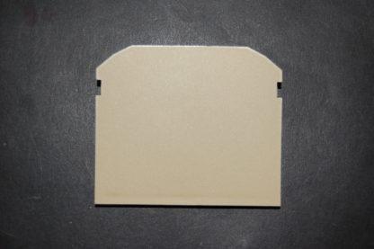 Weidmüller AP70/35  Abschlussplatte