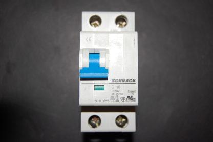 Schrack Sicherungsautomat C10/1N