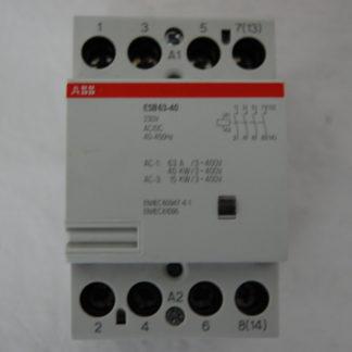 ABB Instalationsschütz ESB 63-40