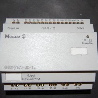 Klöckner Moeller easy620 - DC - TE SPS Steuerungsmudul 24V  DC