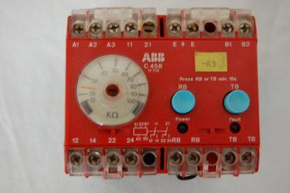 ABB C458 Isolations überwachung