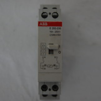 ABB Stromstoßschalter E252 - 230