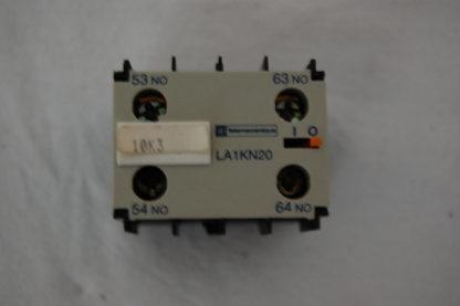 Telemecanique LA1KN20 Hilfsschütz