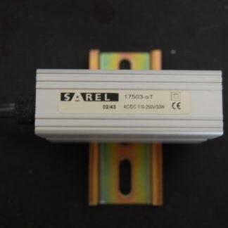 SAREL 17503 -oT Schaltschranck Heizung 110 - 250V 30W