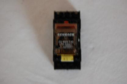 Schrack Relais  ZG 460730 mit Sockel