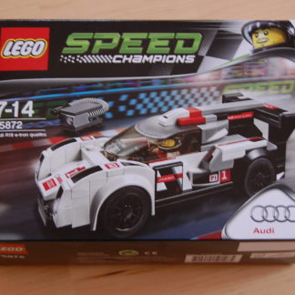 LEGO Speed Champions 75872 Audi R18 quattro
