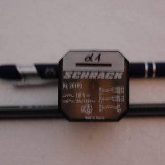 Schrack Relais RL201110 ohne Sockel